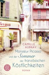 Monsieur Picasso und der Sommer der französischen Köstlichkeiten Cover