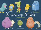 10 kleine bange Monster Cover