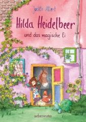 Hilda Heidelbeer und das magische Ei Cover