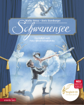Schwanensee, m. Audio-CD Cover