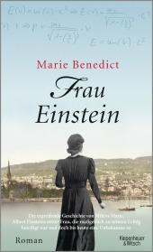 Frau Einstein Cover