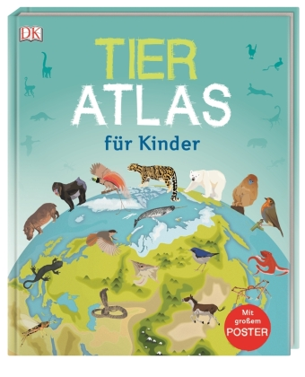 Tier-Atlas für Kinder
