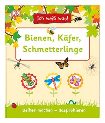 Bienen, Käfer, Schmetterlinge