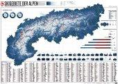 Skigebiete der Alpen, Planokarte