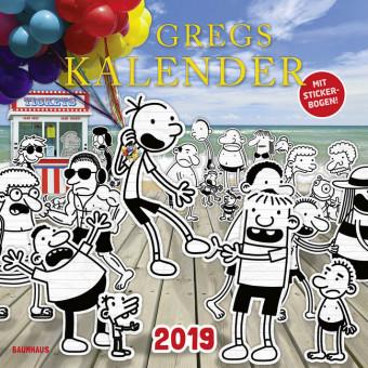 Gregs Kalender 2019