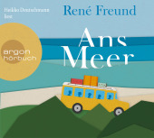 Ans Meer, 3 Audio-CDs Cover
