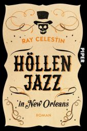 Höllenjazz in New Orleans Cover