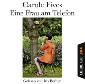 Eine Frau am Telefon, 2 Audio-CDs Cover