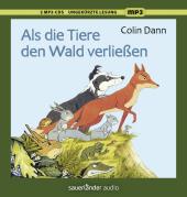 Als die Tiere den Wald verließen, 2 MP3-CDs Cover