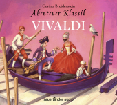 Abenteuer Klassik: Vivaldi, 1 Audio-CD Cover