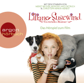 Liliane Susewind - Das Originalhörspiel zum Kinofilm, 1 MP3-CD Cover