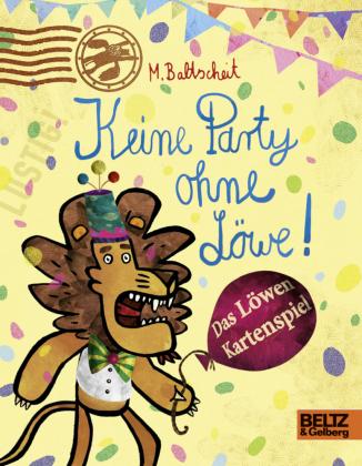 Keine Party ohne Löwe (Kinderspiel)
