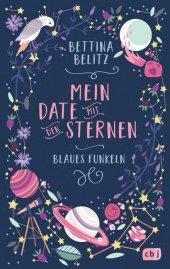 Mein Date mit den Sternen - Blaues Funkeln Cover