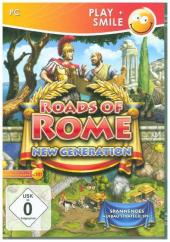 Roads of Rome, New Generation, 1 CD-ROM