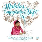 Malalas magischer Stift Cover