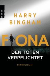 Fiona: Den Toten verpflichtet Cover