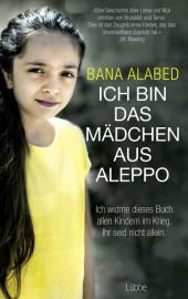 Ich bin das Mädchen aus Aleppo Cover