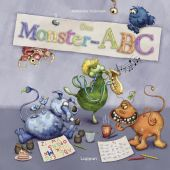 Das Monster-ABC Cover