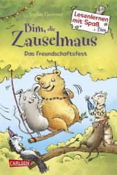 Bim, die Zauselmaus - Das Freundschaftsfest Cover