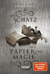 Das Buch von Kelanna - Ein Schatz aus Papier und Magie Cover