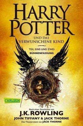 Harry Potter und das verwunschene Kind - Teil eins und zwei