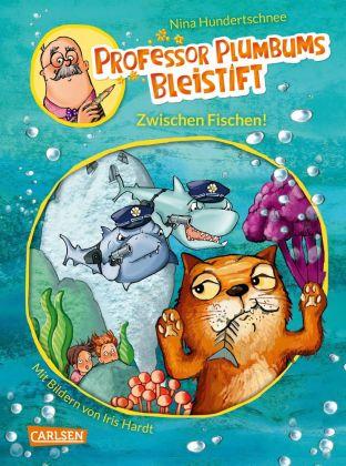 Professor Plumbums Bleistift: Zwischen Fischen!