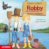 Robby aus der Räuberhöhle - Abenteuer am Badensee, 1 Audio-CD