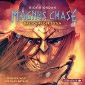 Magnus Chase - Das Schiff der Toten, 6 Audio-CDs