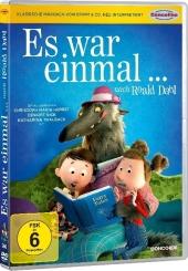 Es war einmal nach Roald Dahl, 1 DVD