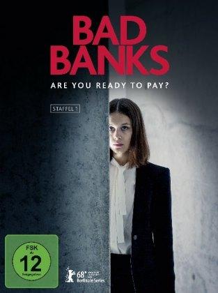 Bad Banks, 2 DVD
