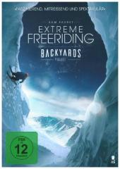 Extreme Freeriding - The Backyards Project, 1 DVD