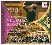 Neujahrskonzert 2018 / New Year's Concert 2018,...