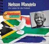 Abenteuer & Wissen: Nelson Mandela, 1 Audio-CD Cover