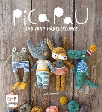 Pica Pau und ihre Häkelfreunde - Produkt