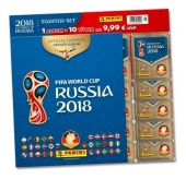 FIFA World Cup Russia 2018 Starter-Set 3