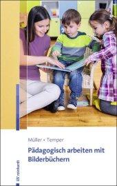 Pädagogisch arbeiten mit Bilderbüchern Cover