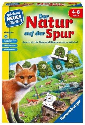 Der Natur auf der Spur (Kinderspiel)