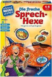Die freche Sprech-Hexe (Kinderspiel)