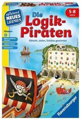 Die Logik-Piraten (Kinderspiel)