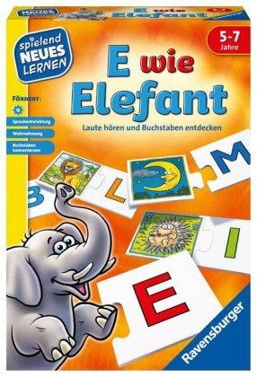E wie Elefant (Kinderspiel)