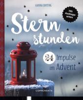 Adventskalenderbuch - Sternstunden Cover