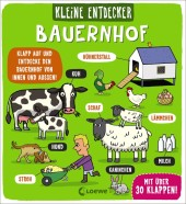 Kleine Entdecker - Bauernhof Cover