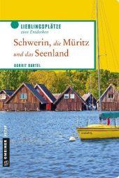 Schwerin, die Müritz und das Seenland Cover