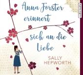 Anna Forster erinnert sich an die Liebe, 6 Audio-CDs
