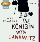 Die Königin von Lankwitz, 4 Audio-CDs Cover