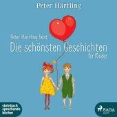 Peter Härtling liest: Die schönsten Geschichten für Kinder, 2 Audio-CDs, MP3 Format