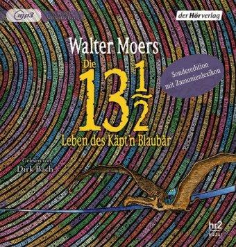 Die 13 1/2 Leben des Käpt'n Blaubär, 3 MP3-CDs