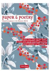 Paper & Poetry 2019