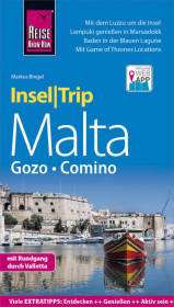 Reise Know-How InselTrip Malta mit Gozo, Comino...