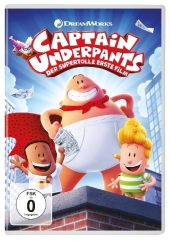 Captain Underpants - Der supertolle erste Film,...